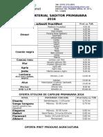 Oferta Pepiniera Banat Primavara 2016-2-2