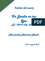 Análisis del cuento pdf