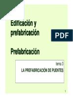 Prefabricacion Puentes