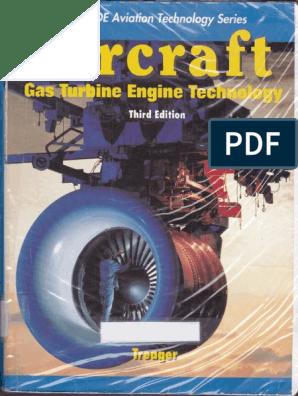 Aircraft Gas Turbine Tecnology by IRWINE TREAGER pdf   Jet