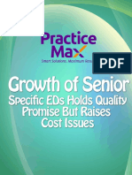 Growth of Senior-Specific EDs Holds Quality Promise But Raises Cost Issues
