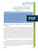 42. IJASr - A Study the Effect of Salt Priming _KNO3, Na2HPO4, PEG_ on Seed Quality