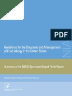 Niaid Clinician Summary