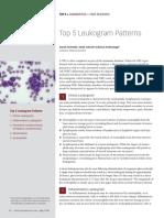 Top 5 Leukogram Patterns