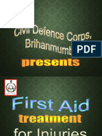 MLF CDO Police & You- First Aid & CPR