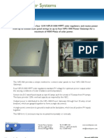 Nextek NPS 904 Combiner Box_05232010