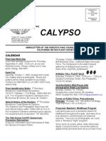 September-October 2005 CALYPSO Newsletter - Native Plant Society