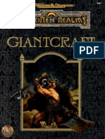 AD&D Forgotten Realms - Giantcraft - For7