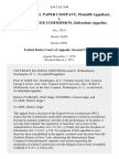 International Paper Company v. Federal Power Commission, 438 F.2d 1349, 2d Cir. (1971)