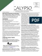 March-April 2008 CALYPSO Newsletter - Native Plant Society