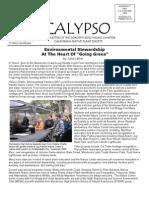 May-June 2009 CALYPSO Newsletter - Native Plant Society