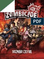 Zombicide Scenari Extra ITA