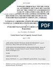 Pyramid Management Group, Inc. v. National Labor Relations Board, National Labor Relations Board v. Pyramid Management Group, Inc., 101 F.3d 681, 2d Cir. (1996)