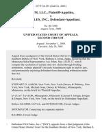 Gtfm, LLC v. Tkn Sales, Inc., 257 F.3d 235, 2d Cir. (2001)