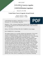 United States v. Wendell Smith, 426 F.3d 567, 2d Cir. (2005)