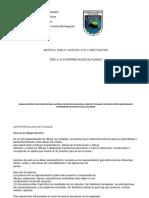 Dibujo e Interpretacion de Planos Generales.