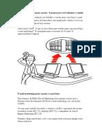 E-mail Marketing Passo a Passo - 8 Passos Para Você Otimizar e Vender