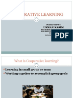 Cooperative Learning Rvsd