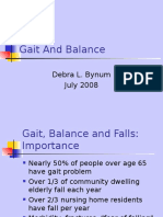 Gait And Balance.ppt
