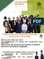 Pólitica Bienestar 2014