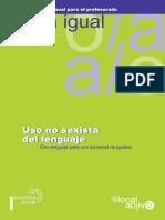 AAVV. No da igual. Manual de lenguaje no sexista.pdf