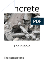 Concrete 5 - the Rubble