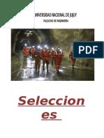 1 Selecciones Minera 2014