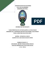 Informe Final de Estdistica