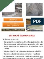 3.Rocas Sedimentarias Martes
