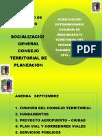 PRESENTACIÓN MODIFICACIÓN EXTRAORDINARIA DE 2015 CONSEJO TERRITORIAL FLANDES.ppsx