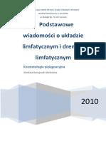 Podstawowe wiadomości o układzie limfatycznym i drenażu limfatycznym.pdf