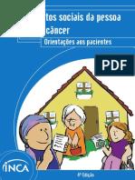 Cartilha INCA - Direitos Sociais Das Pessoas Com Câncer