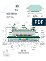 New Vessels double ended ferry