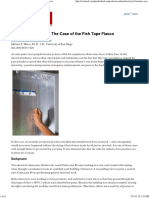 Electrical Forensics_ the Case of the Fish Tape Fiasco