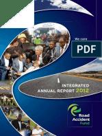 RAF Annual Report 2012