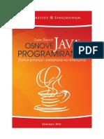 Osnove JAVA Programiranja 1-3