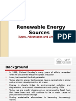 Lecture 1 Renewabl Energy
