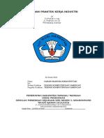 laporan prakerin Pakkat