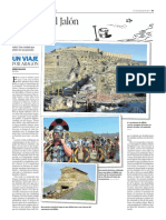 'Del Tiber al Jalon' (Irene Vallejo) - Relato en Heraldo de Aragón