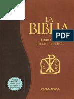 Folleto La Biblia