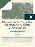 Historia Republicana en México