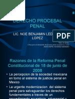 Clase Derecho Procesal Penal