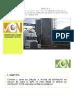 Distribucion de La Solución de Cianuro de Sodio a Los Puntos de Utilizacion.