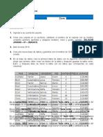 Evaluacion - Tercero Basico - Tic