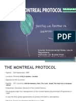 Montreal ProtocolPresentation