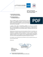 Berger solicita a Juez de Familia de Valdivia informe sobre cautela de derechos de menores de Hogar Ainilebu