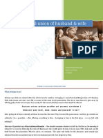 Divinity in Sexual Union of Husband and Wife-English