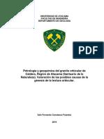 COD3001 - Tesis Granito Orbicular_Italo Constanzo