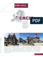 Ercis Annual Report 2015 (1)