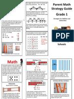 Grade 1 Parent Guide Math